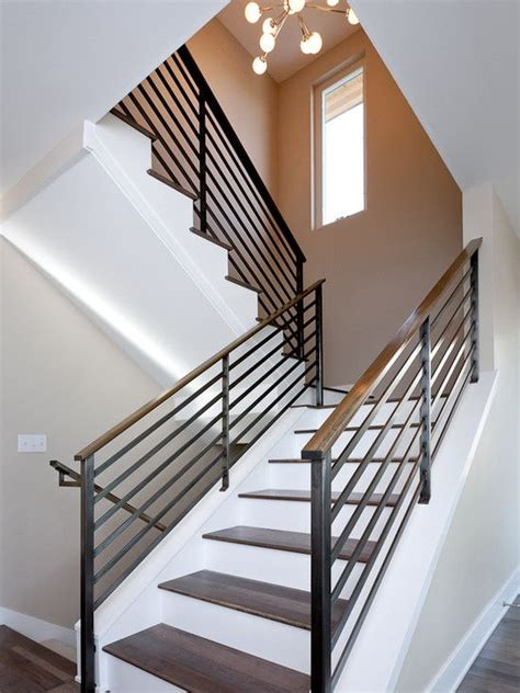 banister styles 33 wrought iron railing ideas for indoors and outdoors