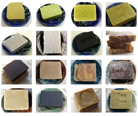 By Nature Handmade Soaps - 4 handmade soaps for 23 soap set by aquarian bath