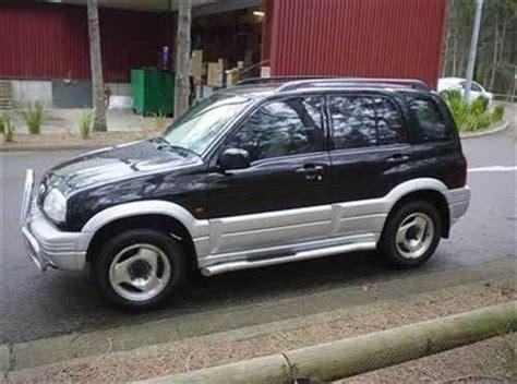 Suzuki Vitara 1998 For Sale 1998 Used Suzuki Grand Vitara Wagon Car Sales Narrabeen