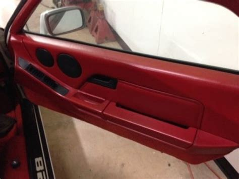 how to get lipstick out of car upholstery purchase used 1987 porsche 928 s4 lipstick red full