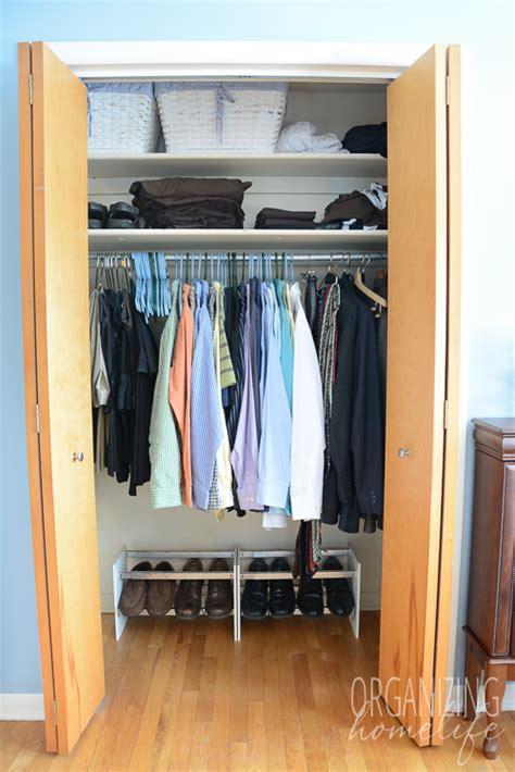 closet organization part 1 bedroom organized ohana master bedroom closet disorganization and the solution