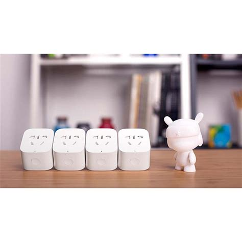 Xiaomi Wifi Smart Socket Smartphone xiaomi wifi smart socket smartphone white jakartanotebook
