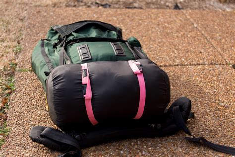 how to attach a sleeping bag to a backpack outdoors your adventure awaits