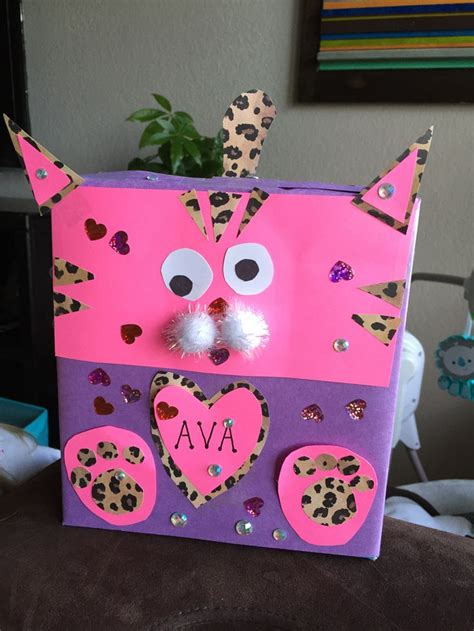 cat valentines box 17 best images about valentines day on