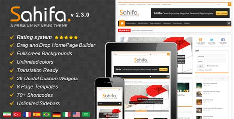 sahifa theme shortcodes best wordpress magazine themes of 2012