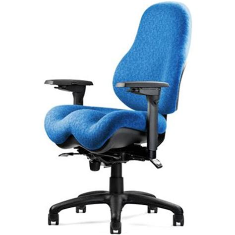 Desk Chair Posture by Neutral Posture 8000 Series Multi Function Executive Task