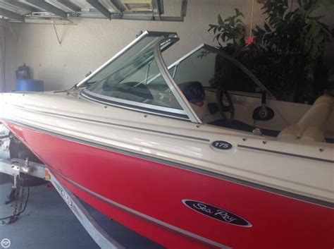 sea ray boats for sale naples fl 2007 sea ray boats 175 sport naples fl for sale 34103