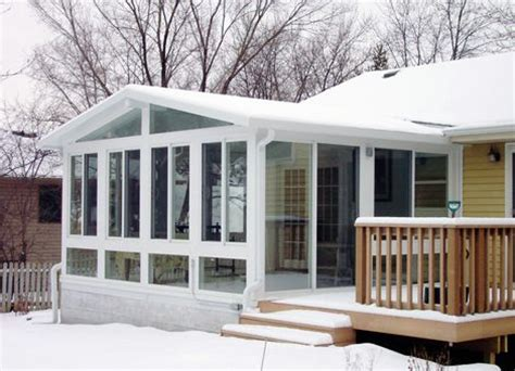 sunroom in winter sunrooms to beat the winter blues care free sunrooms