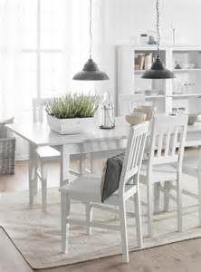 White Dining Room by Decordots Scandinavian Interiors