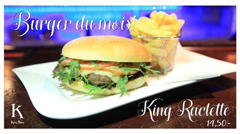 king size king raclette burgerpass ch