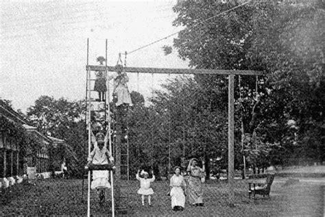 history of swing washington park history