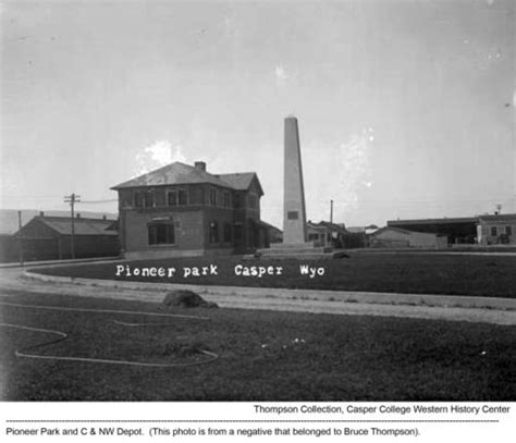 Wearpark Casper pioneer park casper downtown development authority of