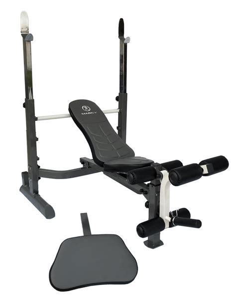 mid width weight bench amazon com marcy mwb 50100 mid width bench sports