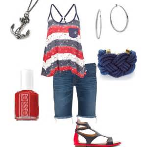 Amazing fourth of july dresses outfits for girls 2013 4th of july 2013