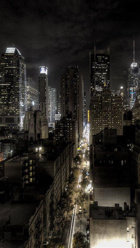 wallpaper whatsapp new york new york noite skyline android wallpaper whatsapp android