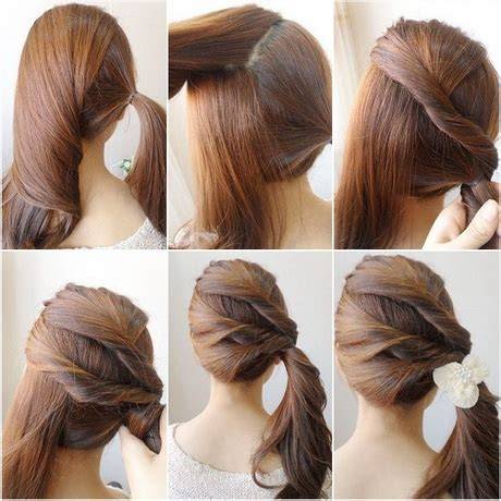 Simple And Easy Hairstyles by Hairstyles Simple And Easy