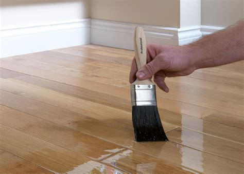 How To Polyurethane Wood Floor by Polyurethane Floor Varnish Blackfriar