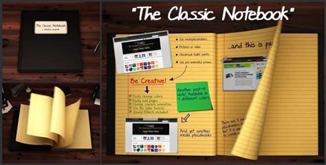 Notebook Archives Free After Effects Template Videohive Projects After Effects Page Turn Template Free