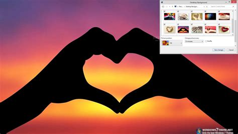 windows 7 themes kingdom hearts heart themes for windows 7 images