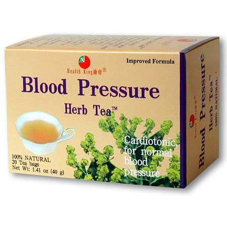 Blood Detox Tea by Bu Zhohg Yi Qi Pian 100 Tablets Disorder Day