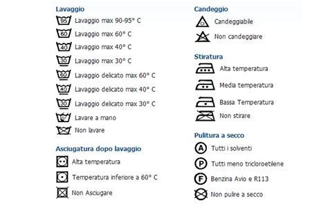 Simbolo Lavaggio In Lavatrice by Lava Stira I Simboli Casa Design