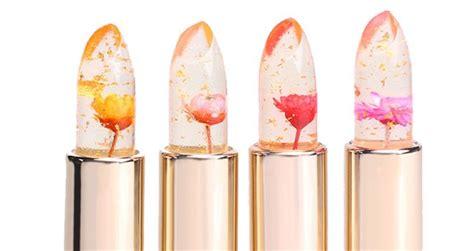 flower jelly lipstick le 224 l 232 vres qui fait des ravages sur welovebuzz