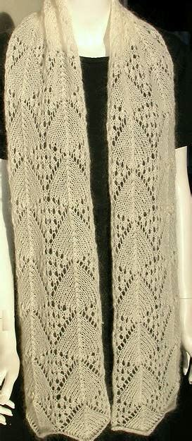 lace scarf patterns knitted free free lace scarf knitting patterns crochet and knit