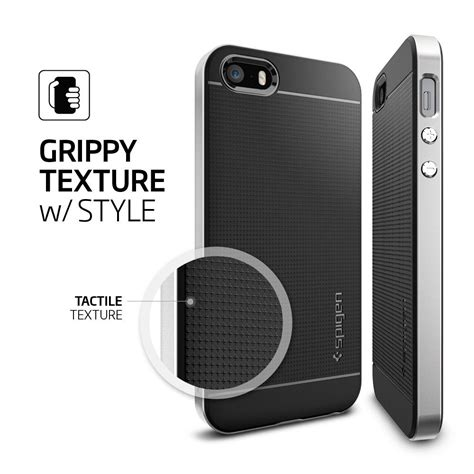 Spigen Iphone 5 5s Se Neo Hybrid spigen neo hybrid iphone se 5s primegad