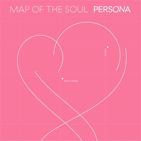 bts reveal artwork tracklist  map   soul persona