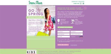 Www Steinmart Com Sweepstakes - stein mart go spring getaway giveaway