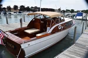 classic antique wooden boats for port carling boats