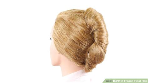 video membuat french twist 3 ways to french twist hair wikihow