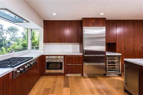 stylish kitchen cabinets mid century modern kitchen cabinets recommendation homesfeed