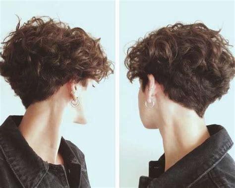 cabellos rizados muy cortos tendencia 2016 pelo corto rizado cortes de tendencia para invierno 2017