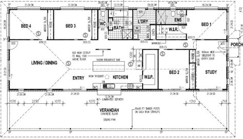 australian homestead floor plans acreage kit home design 5 bedroom homestead kithome