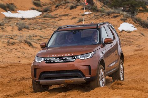land rover discovery off road 2017 land rover discovery review disco is back motor trend