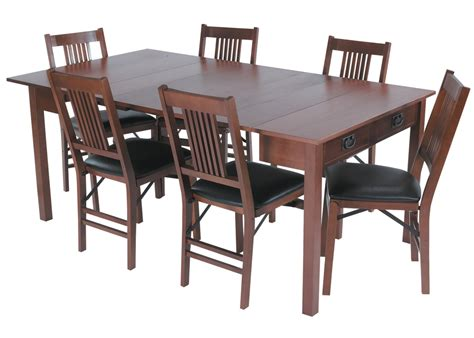 collapsing dining table furniture best image collapsible dining table for saving