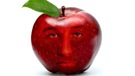 fruit apple photoshop tutorial create into fruit apple
