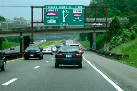 garden state parkway toll rates