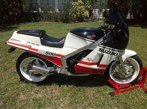 Suzuki Rg500 Gamma For Sale 1986 Suzuki Rg500 Lance Gamma For Sale Sportbikes