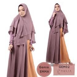 Gamis Lembut Jersey gamis jual baju muslim dan jilbab modern