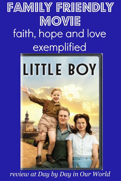 film love n faith little boy dvd a family friendly movie day by day in