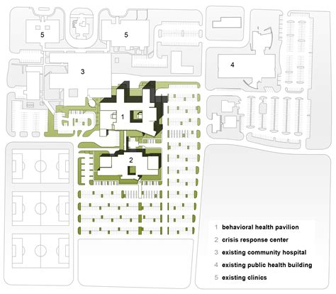 floor plans medical academic center gallery of university of arizona medical center south