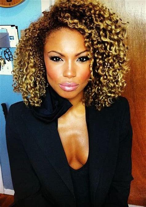 hair dye for kinky hair com golden curls hair salon pinterest