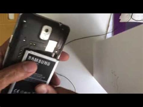 how to fix samsung galaxy note 3 won t charge turn on