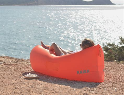 inflatable sofa lounge kaisr inflatable air lounge 187 review