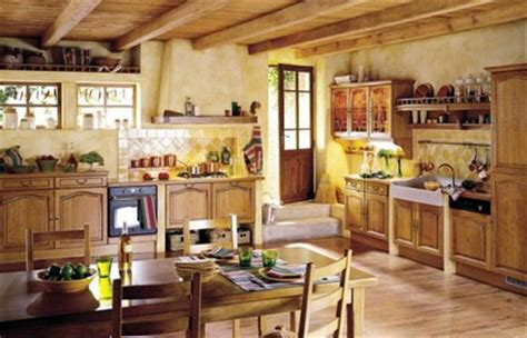 Country Kitchen Paint Ideas Country Kitchen Decorating Ideas