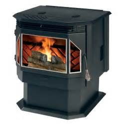 shop summers heat 2 000 sq ft pellet stove at lowes