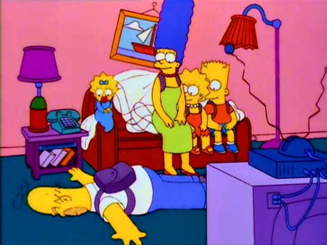 the simpsons on the couch everything simpsons couch gag of the day
