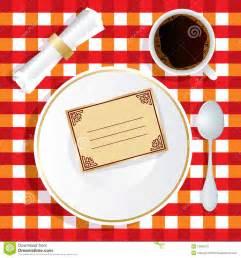 einladung zu mittag zu essen lizenzfreies stockbild bild
